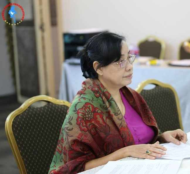 Interview with Daw Saw Mya Yaza Linn regarding Guatemala Peace Study Trip