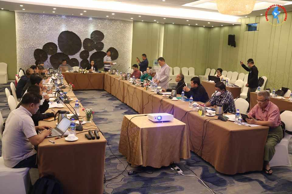 Framework Agreement on NCA Implementation Negotiation Team Meeting (6th Session) held in Yangon