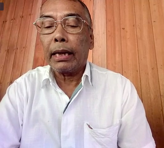 The Concluding Speech of the Leader of PPST Leading Committee, Nai Aung Min delivered at PPST Meeting (20/ 2021)