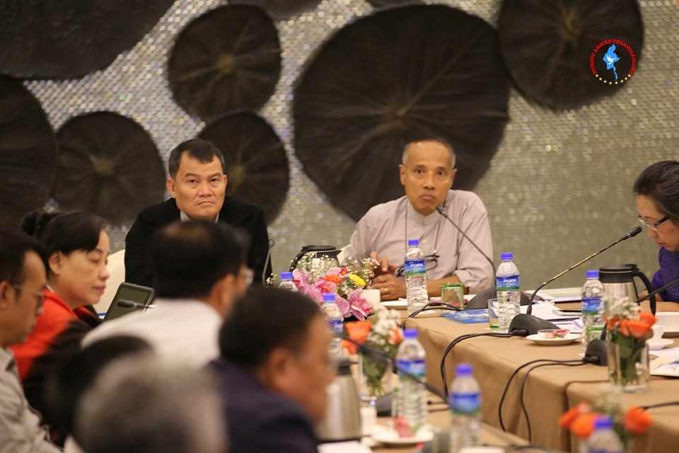NCA-S EAO UPDJC meeting held in Yangon