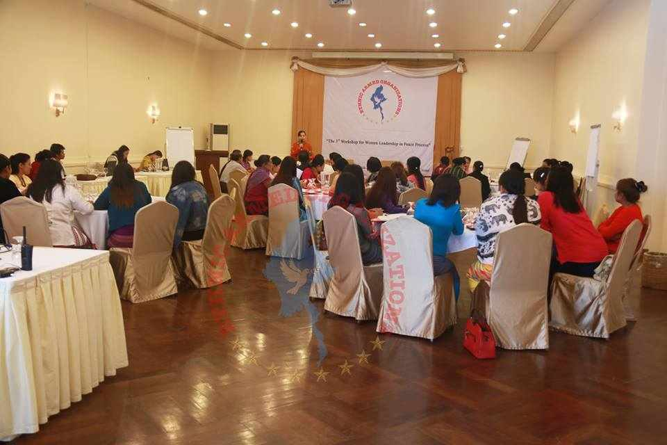 The 3rd Workshop for Women Leadership in Peace Process