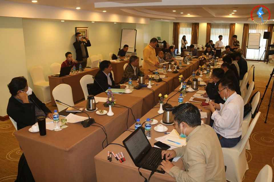 Framework Agreement on NCA Implementation Negotiation Team Meeting (5th Session) held in Yangon