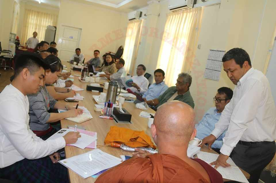 NCA-S EAO meets CSFoP to informally discuss the peace process in Myanmar