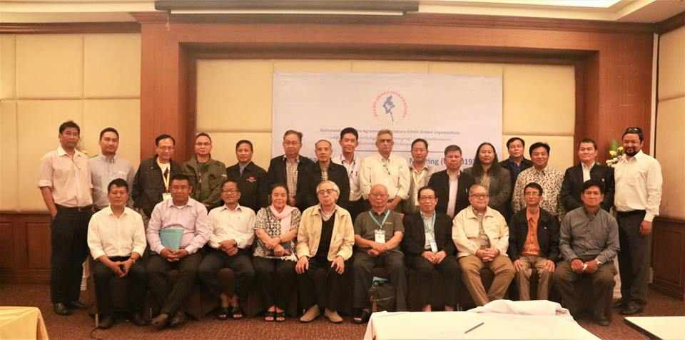 The Statement of Peace Process Steering Team Meeting (03/ 2019)