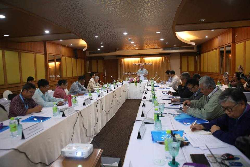 24th NCA-S EAO PPST meeting is held in Chiang Mai
