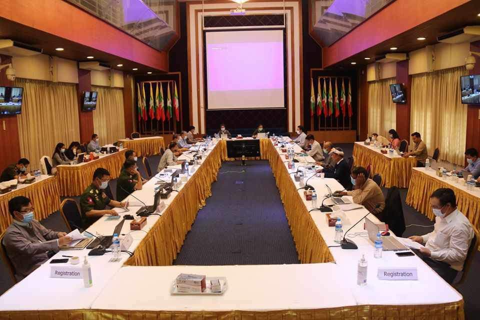 The 4th Negotiation Meeting Between Government and NCA-S EAO ends this afternoon