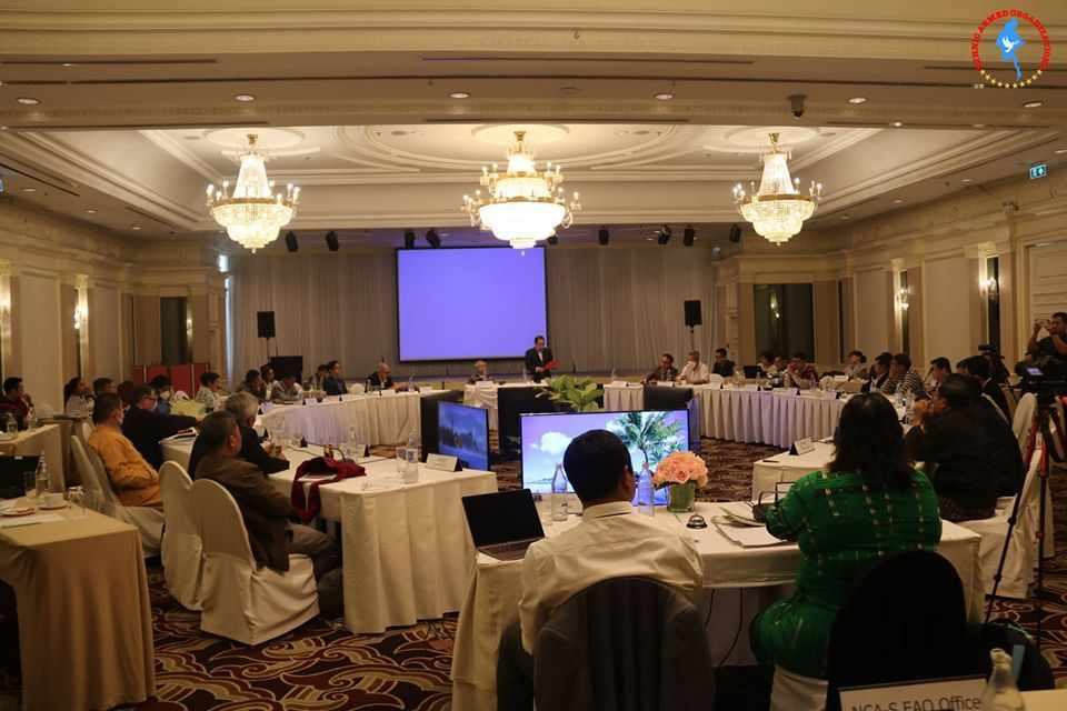 Peace Process Steering Team Meeting (09/ 2020) successfully ends this afternoon