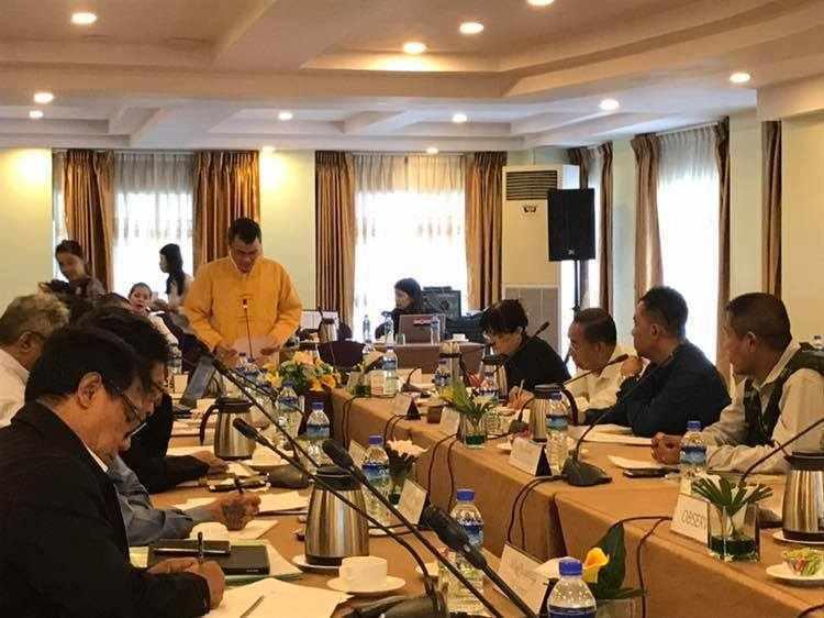 28th NCA-S EAO UPDJC Meeting held in Yangon today